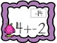 **Adding Integers Scavenger Hunt w/ Student Recording Sheet & Answer Key**