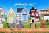 ¿Adónde Vas? (Places in Spanish ANIMATED PPT Presentation!)