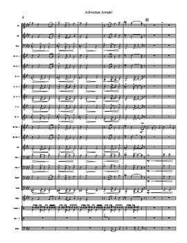 """Adventure Awaits!"" for Concert Band - Score & Parts (Gr. 2.5)"