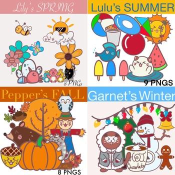 """Adventures of Lulu"" Season Adventure Bundle"