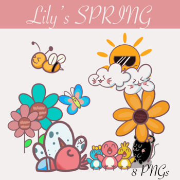 """Adventures of Lulu"" Season Adventure ""Lily's Spring"""