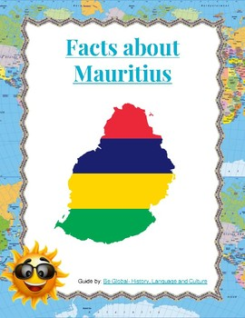 (Africa) Facts about Mauritius-  Reading Research Guide