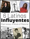 (Afro)Latinos Influyentes Unit - Hispanic heritage/ black history