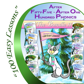 """After Five"" Through ""After One Hundred"" Phonics (All-in-One BUNDLE)"