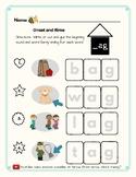 -Ag Word Family Blend and Seg CVC Starter Kit (Transitiona
