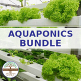 Aquaponics BUNDLE - Distance Learning or In-Person