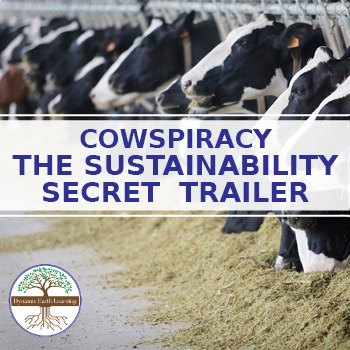 (Agriculture) COWSPIRACY - The Sustainability Secret - Trailer Guide