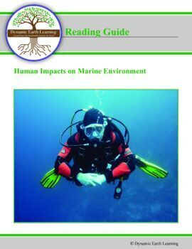 (Science) Human impacts on Marine Environment- Reading- High School Level