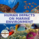 Human impacts on Marine Environment- Reading Guide  - dist