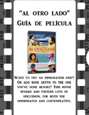 """""""Al Otro Lado"""" Movie Guide for Immigration Unit"""
