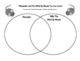 """Alexander and The Wind Up Mouse"" - Living and Nonliving C"