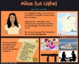 """""""Alice"""" by Cécile Lainé - graphic novel package"""