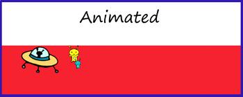 Google Classroom Animated Theme (Aliens)