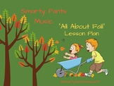 """""""All About Fall"""" Music Circle Time Lesson Plan"""