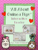 """All About Guinea Pigs"" Interactive Book"