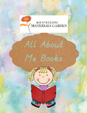 """All About Me"" Book Template for the Classroom"