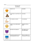"""""""All About Me"""" Emoji Edition"""