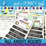 ~*All About Me Flip Book {Mini}