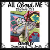 """""""All About Me"""" Hanging Craft"""