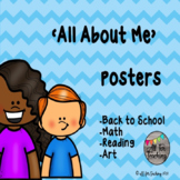 'All About Me' Posters