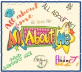 """""""All About Me""""  Power Point (Long Term Project)"""