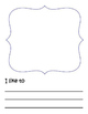 """""""All About Me"""" workbook"""