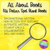 """All About"" Research Project Book PBL (Fits Target Dollar"