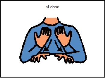 """""""All Done"""" Visual"""