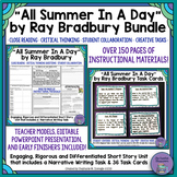 """""""All Summer in A Day"""" by Ray Bradbury Short Story Bundle"""