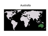 'All about Australia' powerpoint junior primary