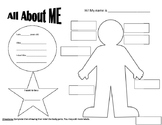 (All about ME - Body Parts)