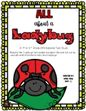 """""""All about a Ladybug"""" Science/ELA Story Pack"""