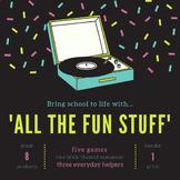 'All the Fun Stuff!' bundle