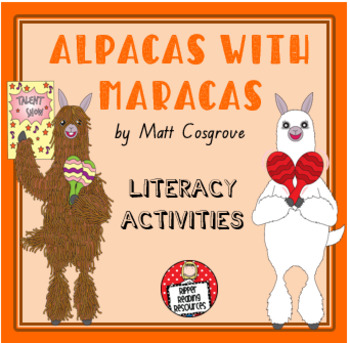 alpacas with maracas - photo #9