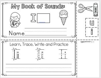 ~*Alphabet Mini Books G-K