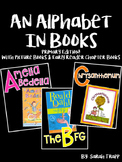 """Alphabet in Books"" Posters - Primary Edition!"