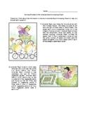 """""""Amanda Bean's Amazing Dream"""" - Division Worksheet"""
