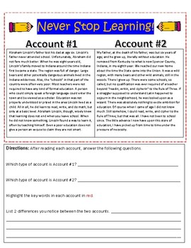 """""""Amazing Accounts!"""" Firsthand and Secondhand Accounts Bundle"""