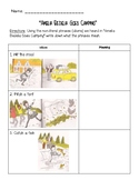 """Amelia Bedelia Goes Camping"" Worksheet"