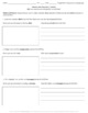 """""""America, the Story of US: Civil War"""" three differentiated worksheets"""