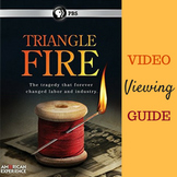 'American Experience--Triangle Fire' Video Viewing Guide