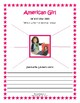 """""""American Girl Clubhouse"""" Girl of the Year Activity Unit"""