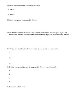 """""""American History"""" Review Worksheet (or Test) and Comprehensive Answer Key"""