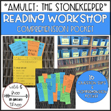 """Amulet: The Stonekeeper"" Book Pocket & Comprehension Discussion Questions"