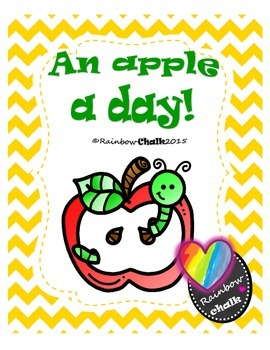 """An Apple a Day!"" (Puppet)"