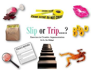 An Exercise in Argumentative Essay Writing~ Crime or Accident?