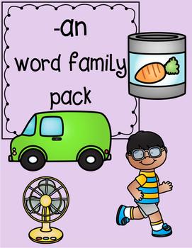 -An Word Family House