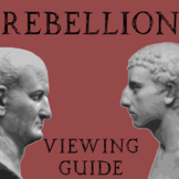 """""""Ancient Rome: REBELLION"""" Viewing Guide"""
