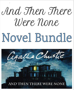 """""""And Then There Were None"""" Novel Bundle"""