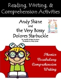 """Andy Shane and the Very Bossy Dolores Starbuckle"" Activities"
